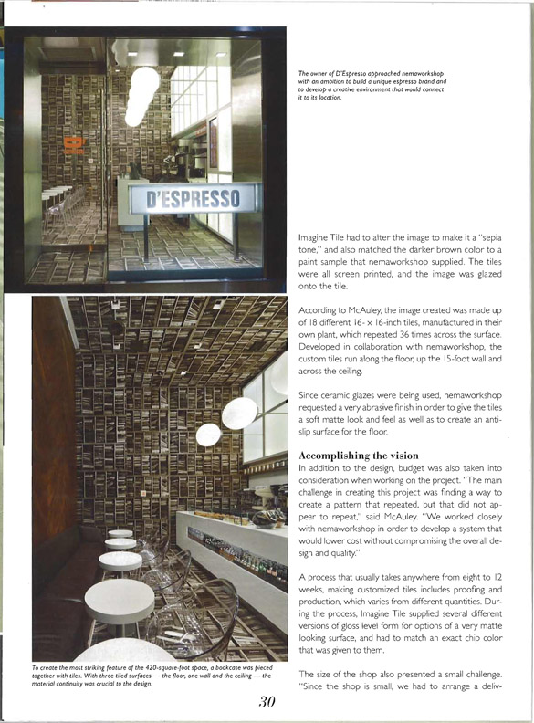Stone & Tile Article 4
